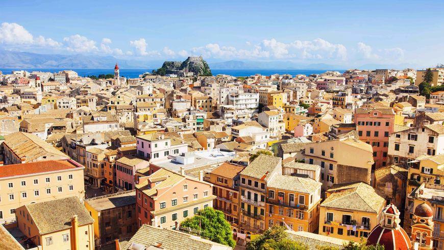 Исторический город Корфу
