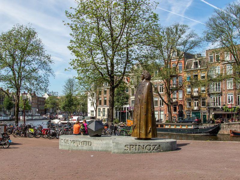 Экскурсия Обзорная экскурсия по Амстердаму и история еврейского квартала