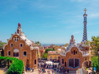 Посамым интересным местам Барселоны