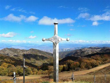Квемо-Картли: неизведанные окрестности Тбилиси