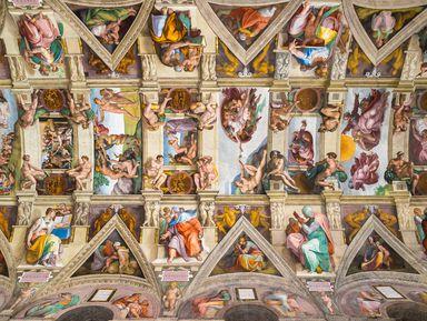 Микеланджело «Страшный суд» – секреты знаменитой фрески