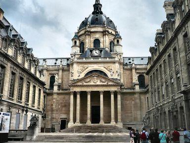 Париж: с чего все начиналось