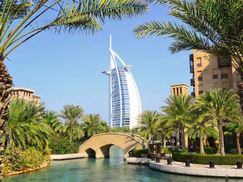 Экскурсия Дубайский калейдоскоп