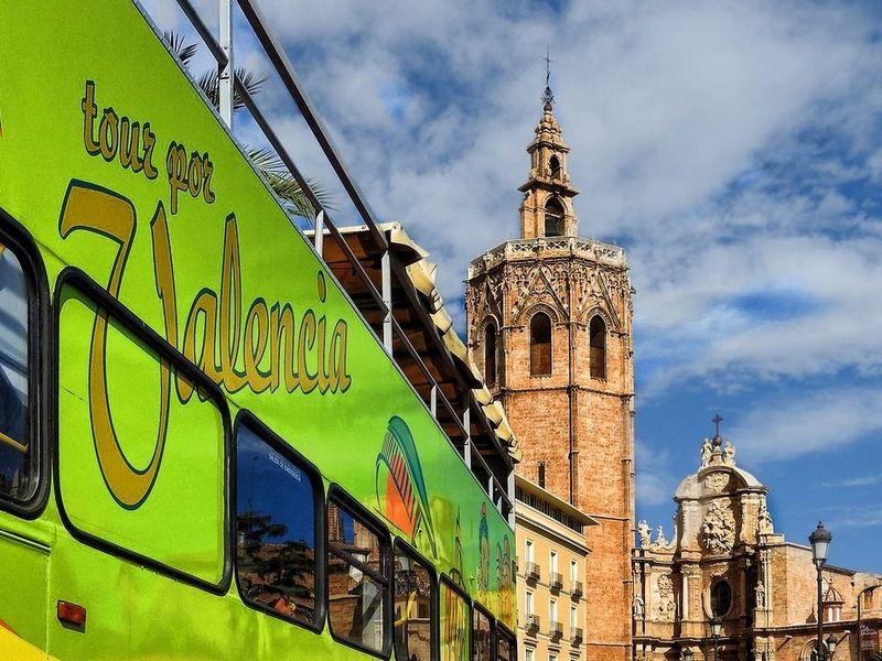 Экскурсия Знакомство с дивной Валенсией
