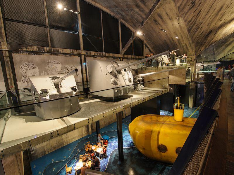 Морская история Таллина, или океан приключений в Лётной гавани width=