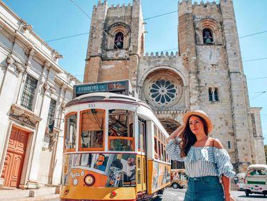 Фотопрогулка в сердце Лиссабона