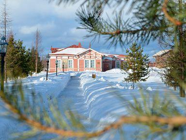 Куростров — путешествие на родину Ломоносова