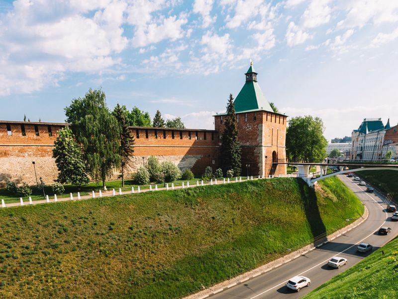 Нижегородский кремль: факты и мифы