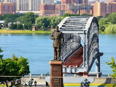 Весь Новосибирск: два берега, море иАкадемгородок