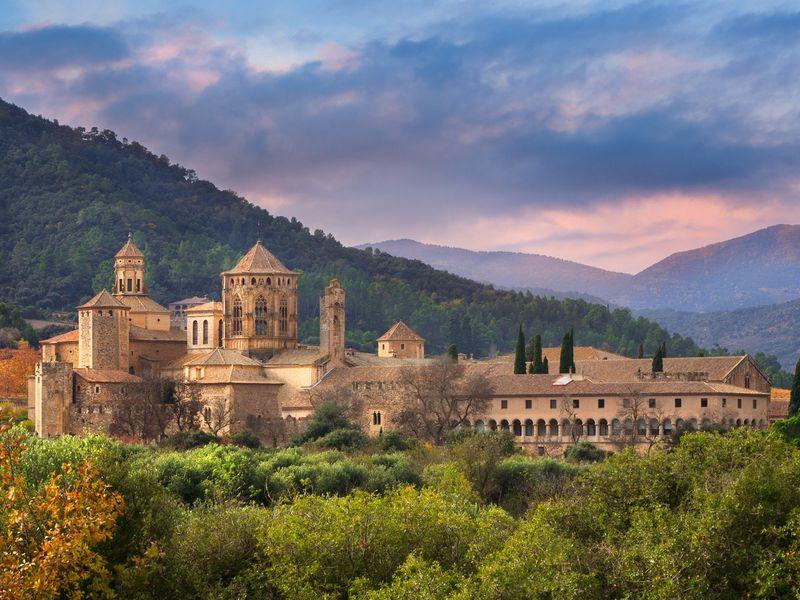 Монастырь Поблет: королевская усыпальница идуша Каталонии