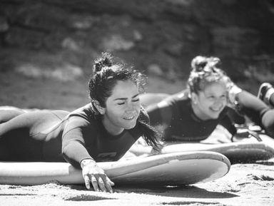 Серфинг в окрестностях Лиссабона