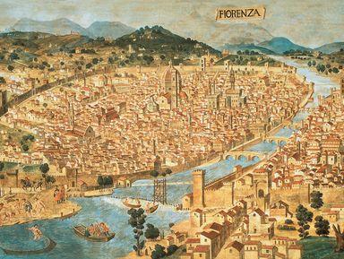 Прогулка по Флоренции сквозь тысячелетия