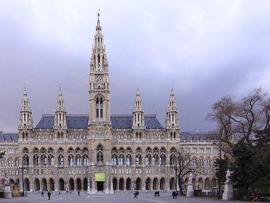Экскурсии к Венской Ратуше на русском языке – отзывы и цены на экскурсии 2021 года