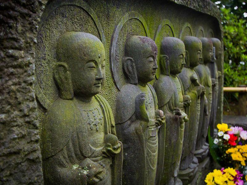 Камакура - город храмов и морского бриза