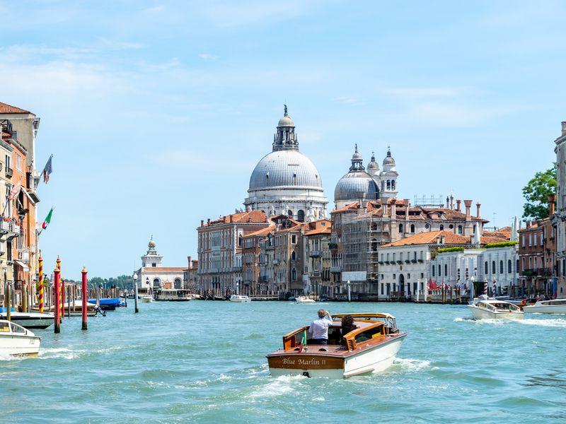 Экскурсия Все символы Венеции наонлайн-прогулке поГранд-каналу