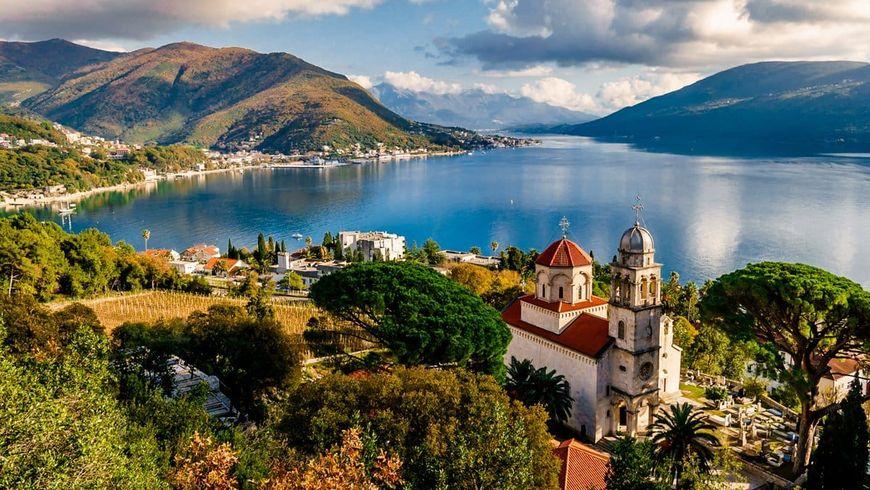 Открыть Черногорию