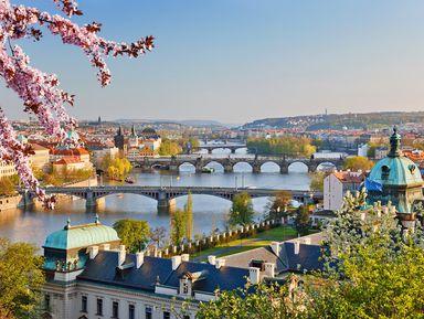 Вдохновляющая Прага