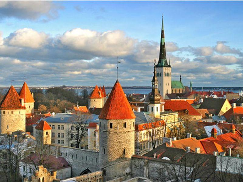 Экскурсия по средневековому Таллину width=