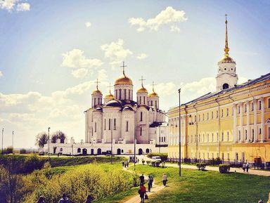 Древний Владимир: кистокам истории