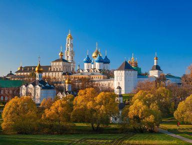 Сергиев Посад: устен святой обители