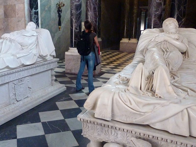 Шарлоттенбург — королевский блеск и современный лоск
