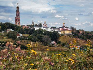 Путешествие в Есенинскую Русь