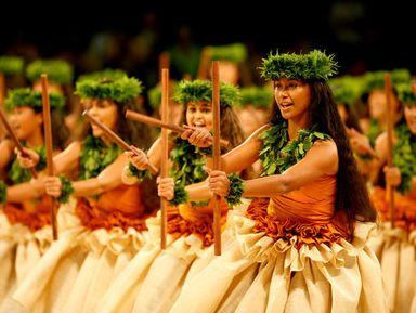 На встречу с райскими Гавайями!
