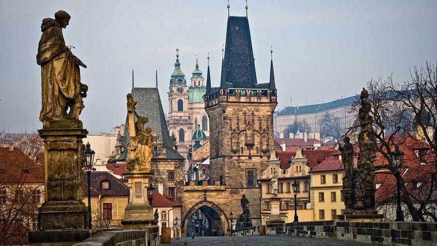 Большое знакомство с Прагой