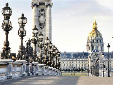 Париж с нуля на автомобиле