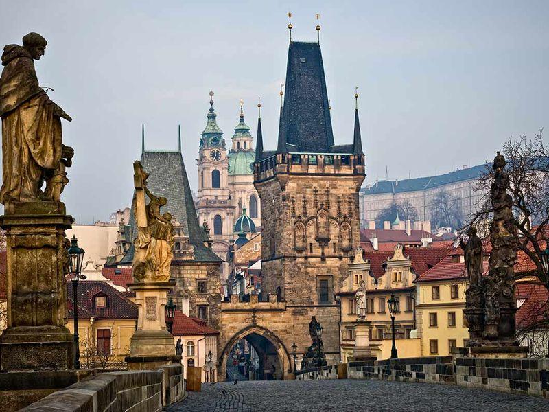 Экскурсия Большое знакомство с Прагой