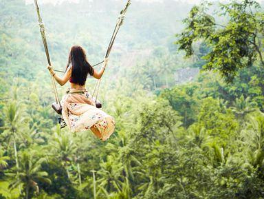 Инстаграм-прогулка по живописному Бали