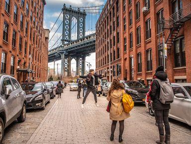 Прогулка по модным кварталам Бруклина
