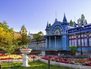 Чарующий Пятигорск— город «горячих вод»