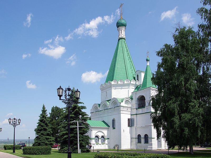 Нижний Новгород: история на каждом шагу