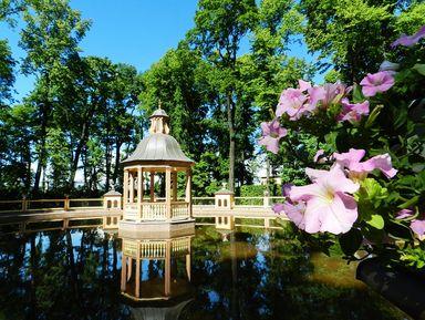 Экскурсия-квест для детей по Летнему саду