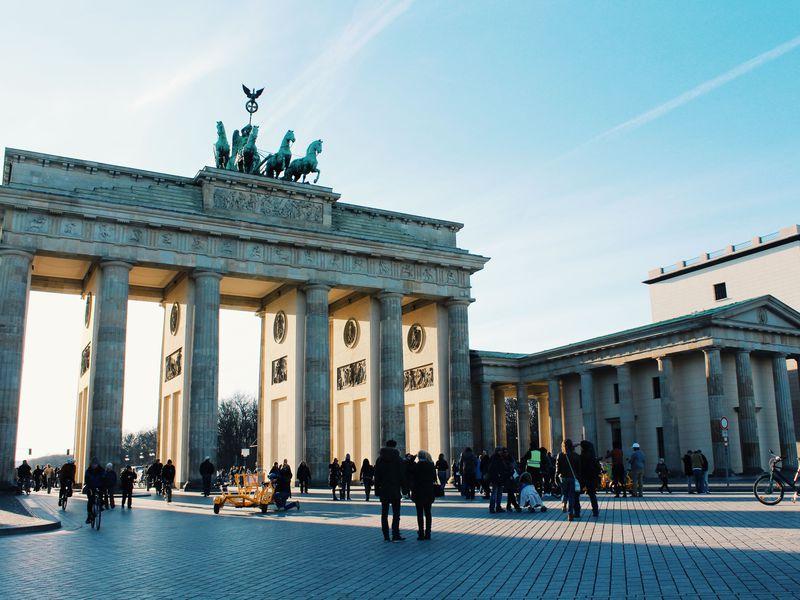 Берлин на все 100. Дорогами Бисмарка