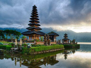 Необычные места Бали
