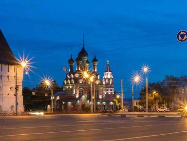 Исторические экскурсии в Ярославле – отзывы и цены на экскурсии 2021 года