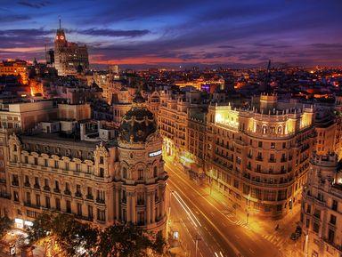 Мадрид: прошлое и настоящее