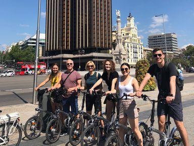 Велопрогулка по Мадриду: влюбиться в город за три часа