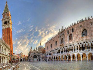 Живая Венеция