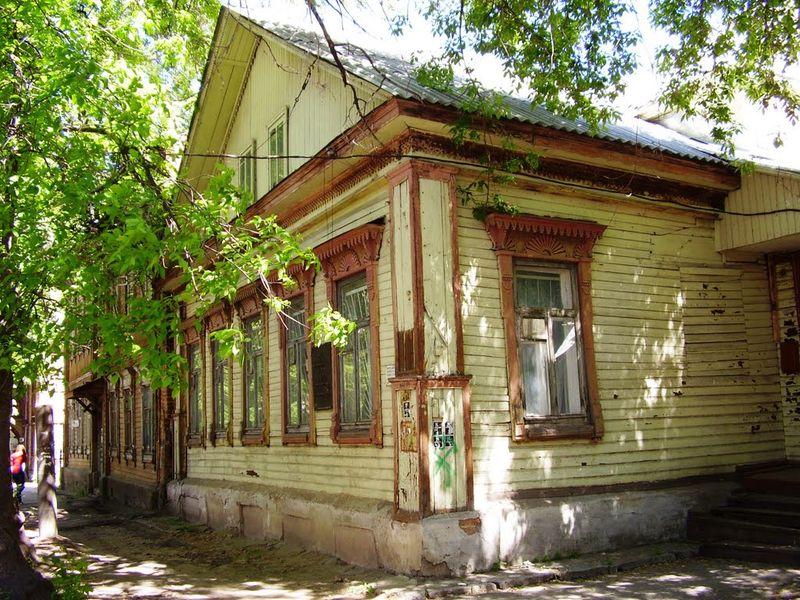 Нижний Новгород Максима Горького
