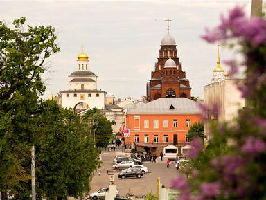 Квест-экскурсия — знатоки во Владимире!