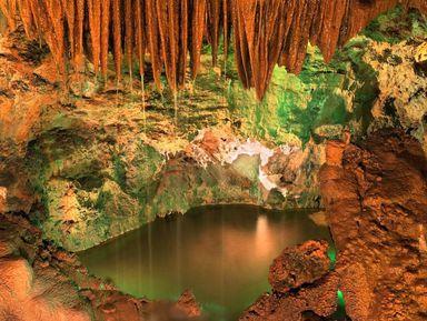 Подземное царство вПортугалии. Спуск впещеры «Мира деАйре»