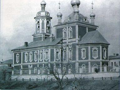 Исчезнувшие церкви Залесского города