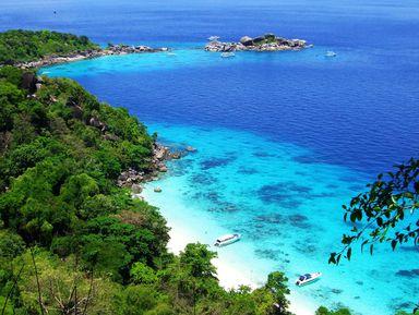 Морская прогулка к Симиланским островам