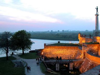 По следам старого Белграда