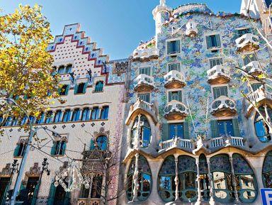 Модерн и готика: два лица Барселоны