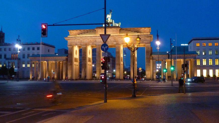«Ночной Берлин» — велопрогулка на границе между Западом и Востоком
