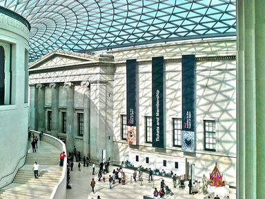 Экскурсия в Лондоне: Экскурсия в Британский музей